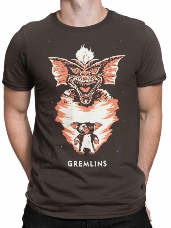 1103 Gremlins T Shirt Spirit Front Man