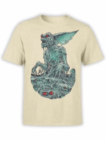 1104 Gremlins T Shirt Monster Front