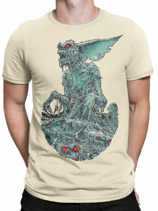 1104 Gremlins T Shirt Monster Front Man