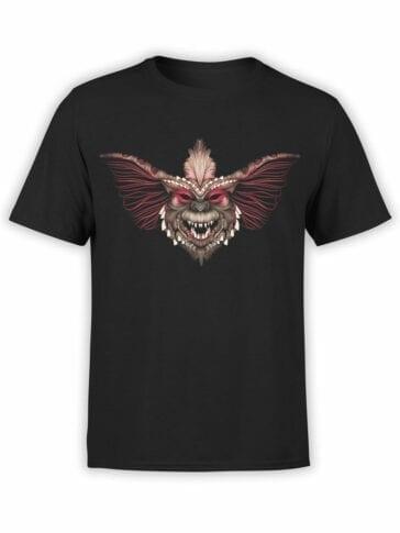 1106 Gremlins T Shirt Face Front