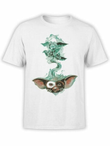 1107 Gremlins T Shirt Incarnation Front