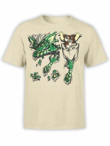 1108 Gremlins T Shirt Pocket Front