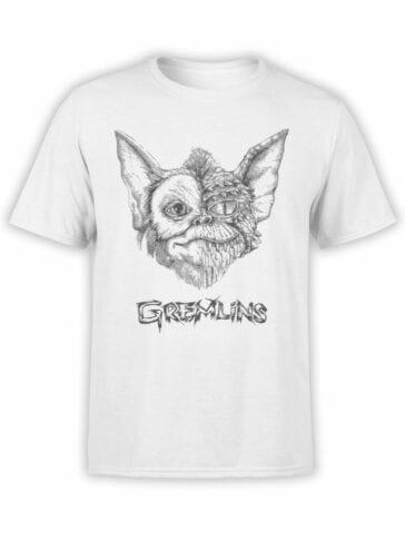 1109 Gremlins T Shirt Dualism Front