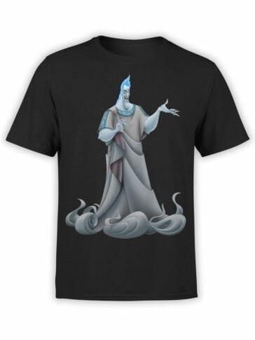 1121 Hercules T Shirt Hades Front