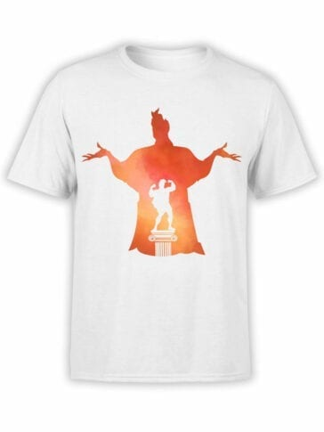 1125 Hercules T Shirt Shadow Front