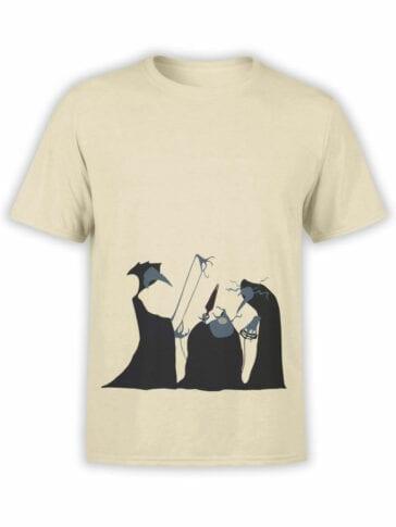 1127 Hercules T Shirt Fates Front