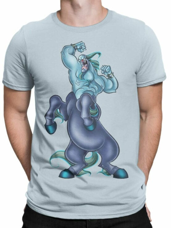 1128 Hercules T Shirt Centaur Nessus Front Man