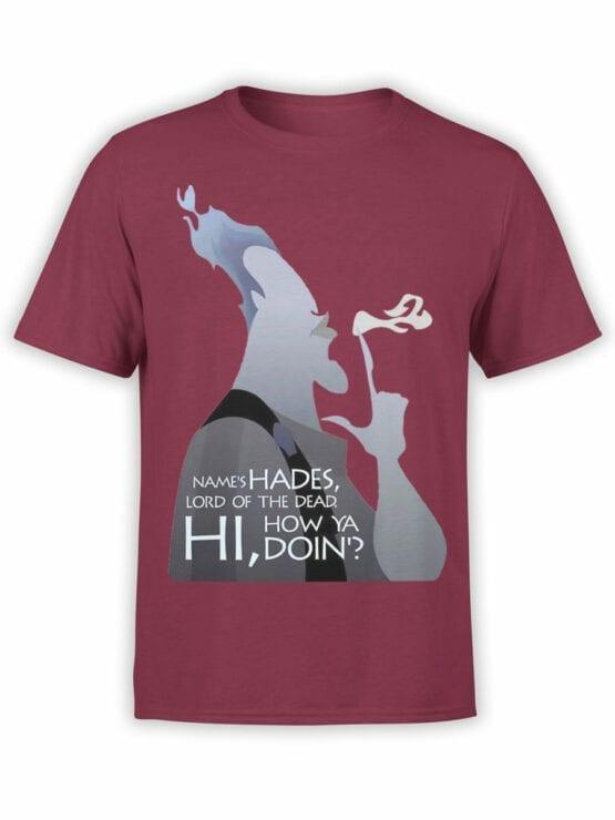 1129 Hercules T Shirt Name Hades Front