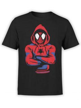 1134 Spider Man T Shirt SM Front