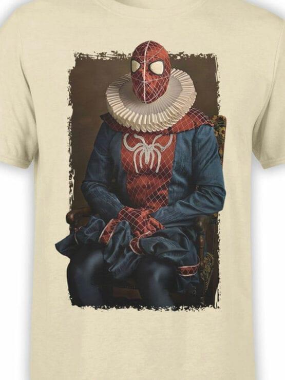 1136 Spider Man T Shirt Portrait Front Color