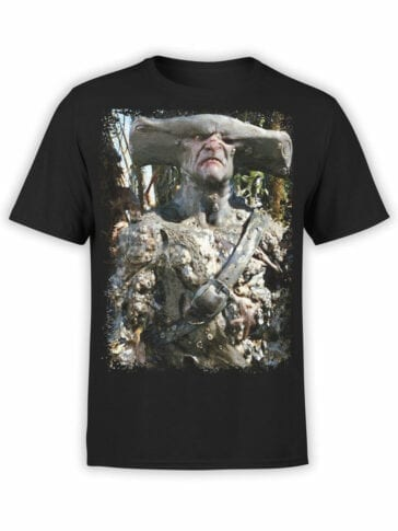 1152 Pirates of the Caribbean T Shirt Pirat Front