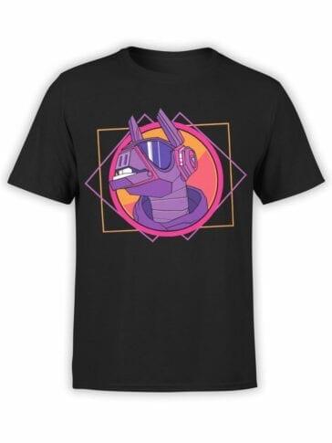 1163 Fortnite T Shirt NoName 3 Front