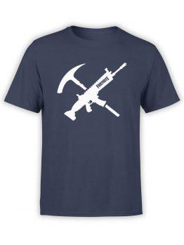 1164 Fortnite T Shirt NoName 4 Front