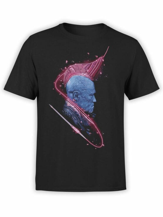1173 Guardians of the Galaxy T Shirt Yondu Udonta Front