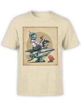 1188 Futurama T Shirt Poster Front