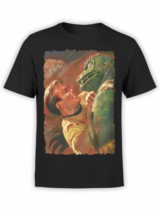41198 Star Trek T Shirt Battle Front