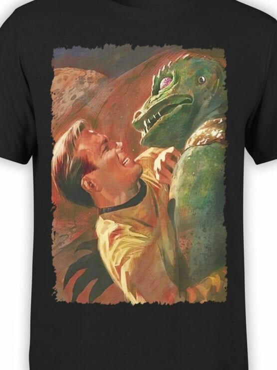41198 Star Trek T Shirt Battle Front Color
