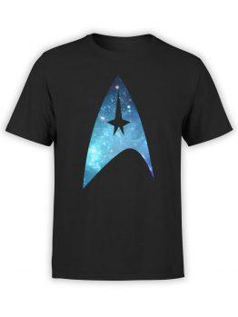41200 Star Trek T Shirt Logo Front