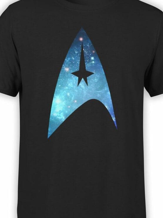 41200 Star Trek T Shirt Logo Front Color