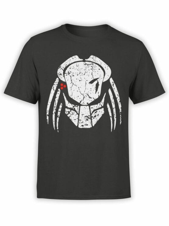 Alien T-Shirt Front