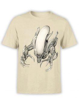 1227 Alien T Shirt Jump Front