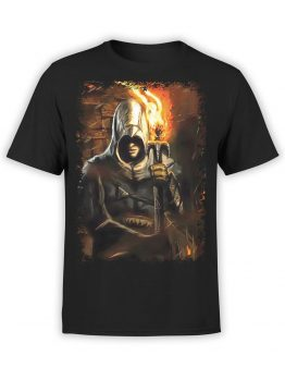 1251 Assassin's Creed T Shirt Cave Front
