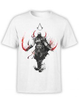 1255 Assassin's Creed T Shirt Logo Front
