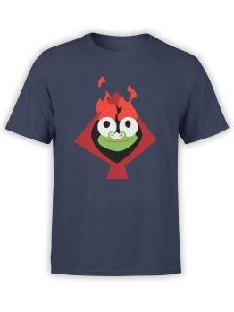 1300 Samurai Jack T Shirt Cute Aku Front