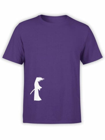 1310 Samurai Jack T Shirt Wind Front