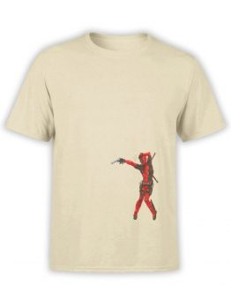 1313 Deadpool T Shirt Hee Hee Front