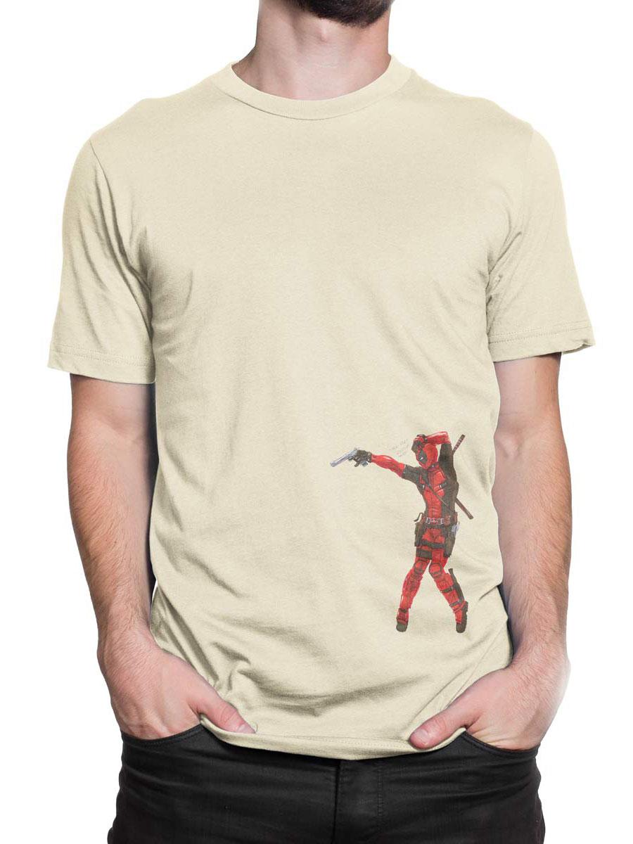 f16e9553b786 ֎ Deadpool T-Shirt   Hee-Hee   Awesome Movie Shirts #1
