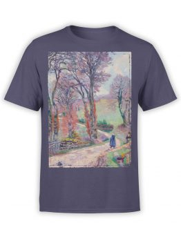 1347 Armand Guillaumin T Shirt Creuse Front