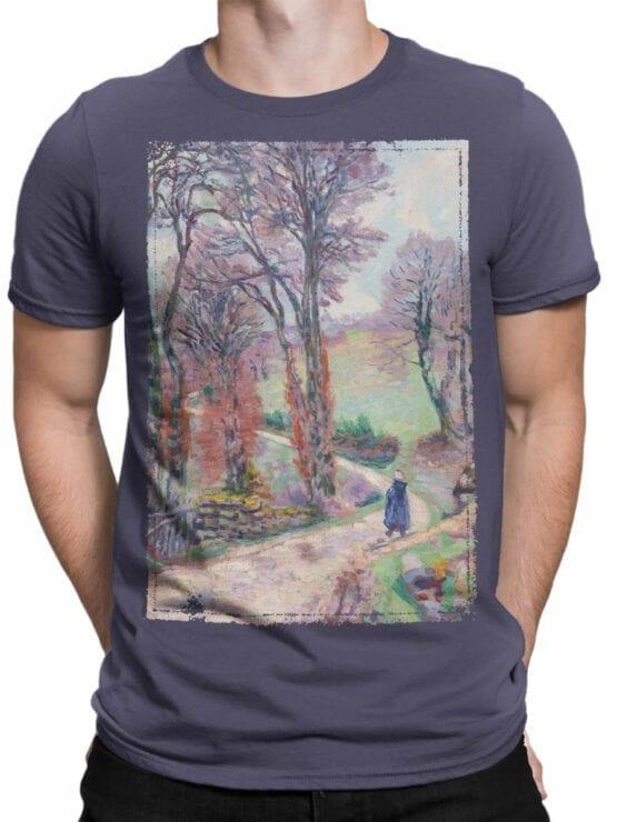 1347 Armand Guillaumin T Shirt Creuse Front Man