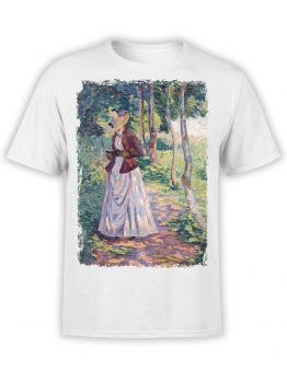1350 Armand Guillaumin T Shirt Madame Guillaumin Front