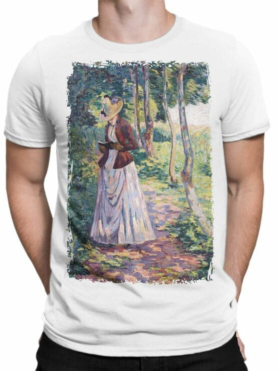 1350 Armand Guillaumin T Shirt Madame Guillaumin Front Man