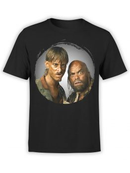 1373 Pirates of the Caribbean T Shirt What Front