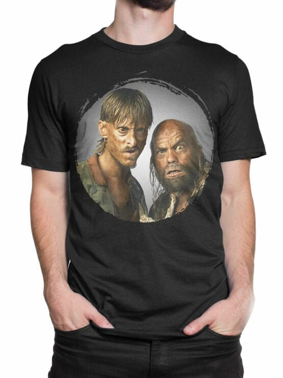 1373 Pirates of the Caribbean T Shirt What Front Man 2