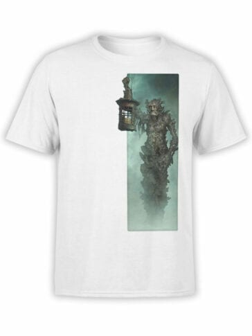 1378 Pirates of the Caribbean T Shirt Flying Dutchman Front