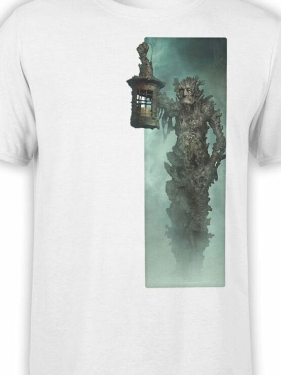 1378 Pirates of the Caribbean T Shirt Flying Dutchman Front Color