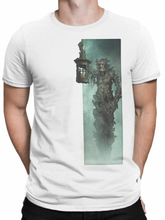 1378 Pirates of the Caribbean T Shirt Flying Dutchman Front Man