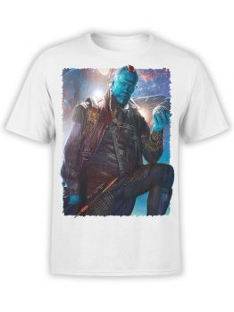 1413 Guardians of the Galaxy T Shirt Yondu Udonta Front