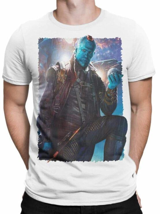 1413 Guardians of the Galaxy T Shirt Yondu Udonta Front Man