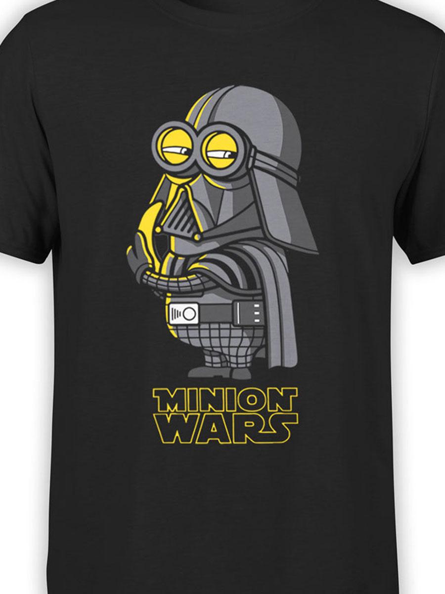 Star Wars T-Shirt | Minion Wars | Best Movie