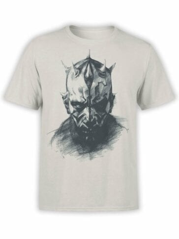 1438 Star Wars T Shirt Sith Front