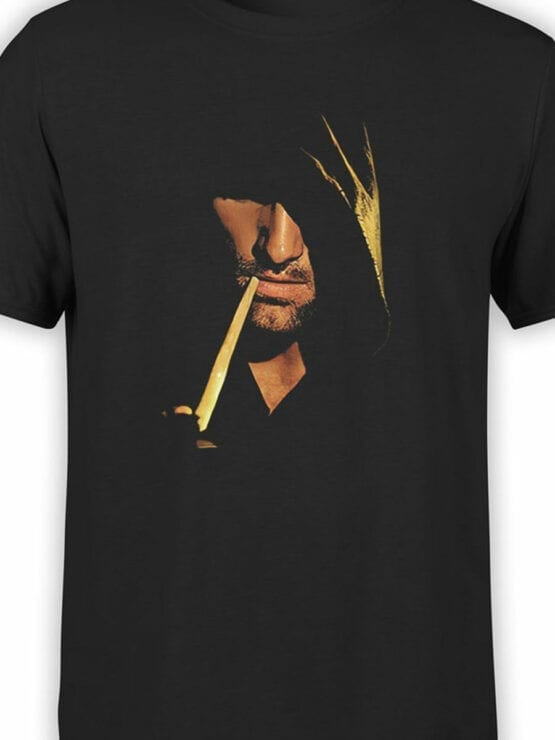 1475 The Lord of the Rings T Shirt Stranger Front Color