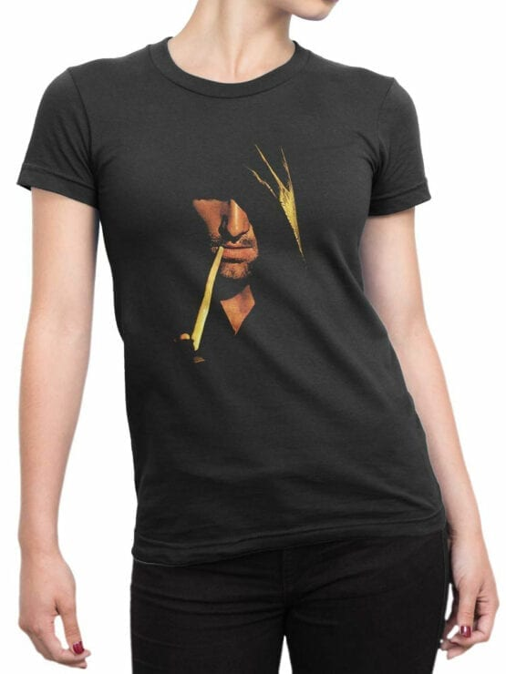 1475 The Lord of the Rings T Shirt Stranger Front Woman