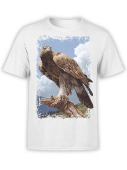 1479 The Lord of the Rings T Shirt Eagle Front
