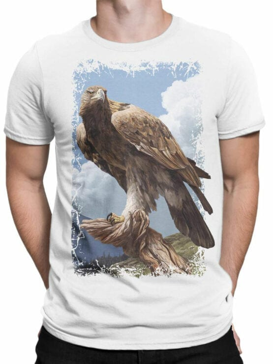 1479 The Lord of the Rings T Shirt Eagle Front Man