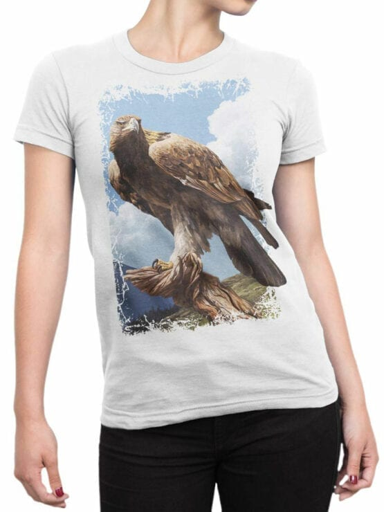 1479 The Lord of the Rings T Shirt Eagle Front Woman