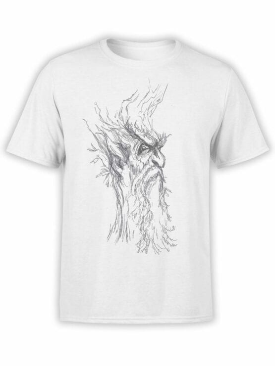 1480 The Lord of the Rings T Shirt Ent Front